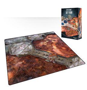 Warhammer 40,000 Battle Mat: City Ruin
