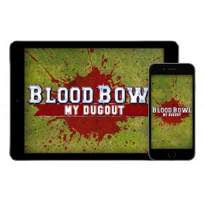 Blood Bowl: My Dugout The App (iOS) (Inglés)