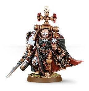 Black Templars High Marshal Helbrecht