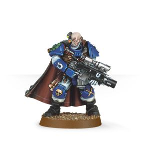 Ultramarines Sergeant Telion
