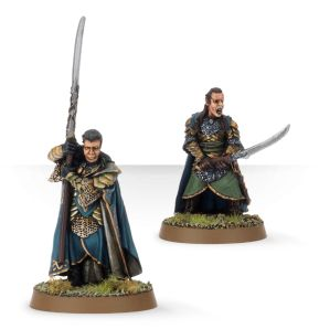 Elrond and Gil-Galad