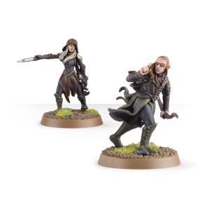 Mirkwood Rangers Captains