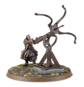 Bard the Bowman™ with Windlance