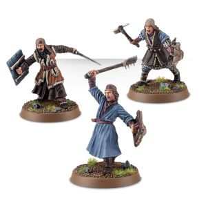 Lake-Town Militia Swordsmen