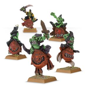 Grot Squig Hoppers