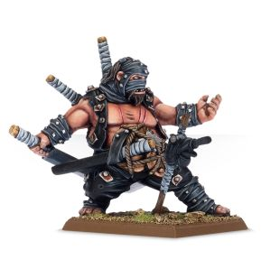 Ogre Kingdoms Ninja Maneater