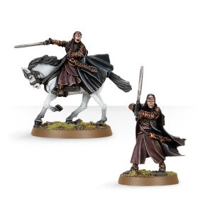 Elrond (Foot & Mounted)