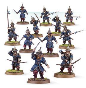 Lake-town Guard Warband