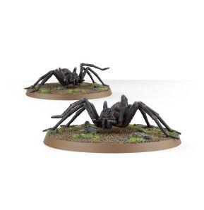Mirkwood Spiders