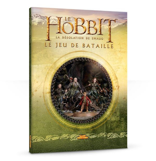 Game Work Shop - Le Hobbit