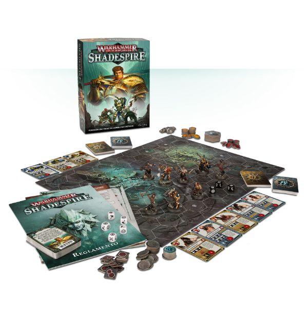 Warhammer Underworlds: Shadespire (spa)