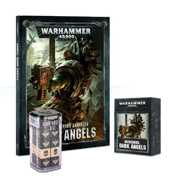 Colección de jugador Dark Angels