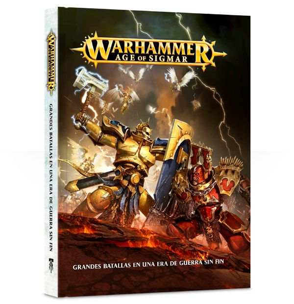 Warhammer Age of Sigmar - libro