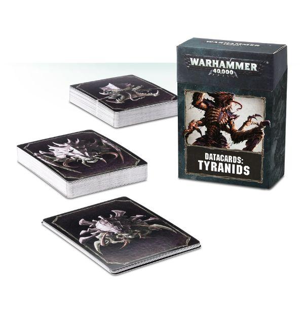 'Datacards: Tyranids