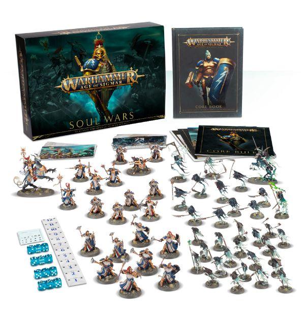 Warhammer Age of Sigmar: Seelenkriege
