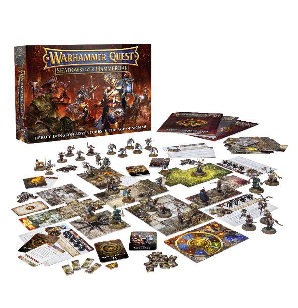 Warhammer Quest Schatten über Hammerhal