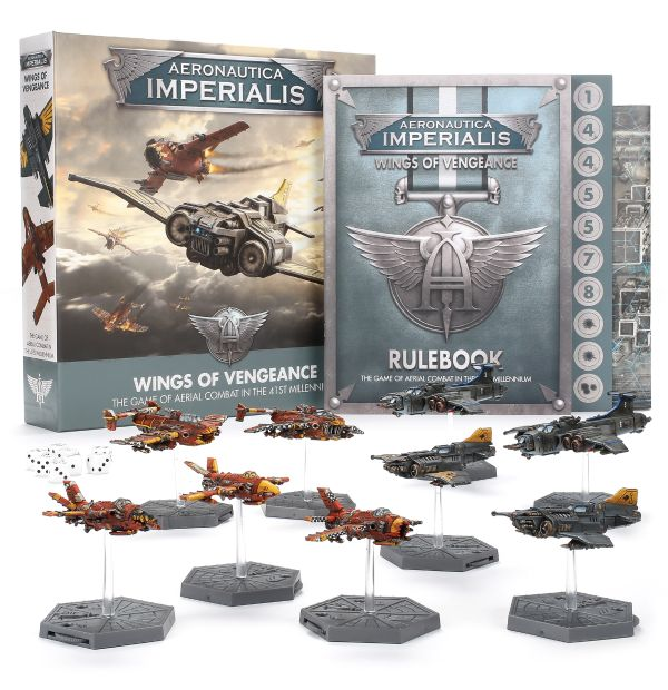 Aeronautica Imperialis: Flügel der Rache