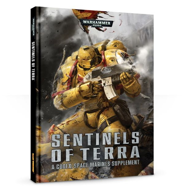 Sentinels of Terra - A Codex: Space Marines Supplement