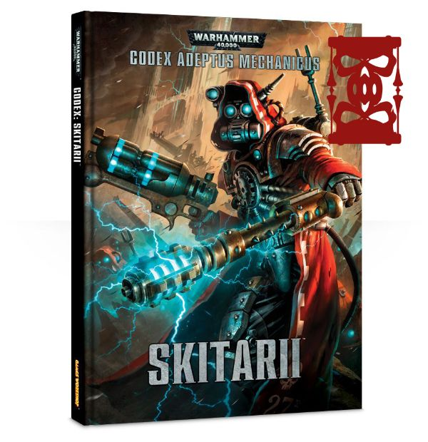Image result for skitarii codex