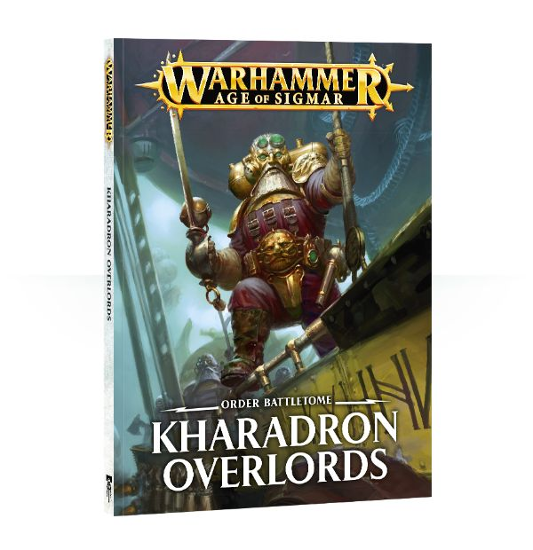 Battletome: Kharadron Overlords (Softback)