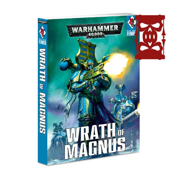 War Zone Fenris: Wrath of Magnus (Hardback)