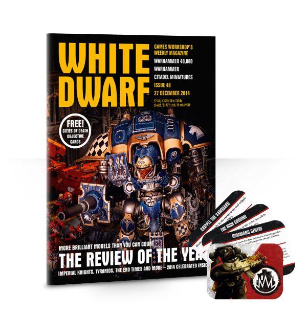 White Dwarf Issue 48