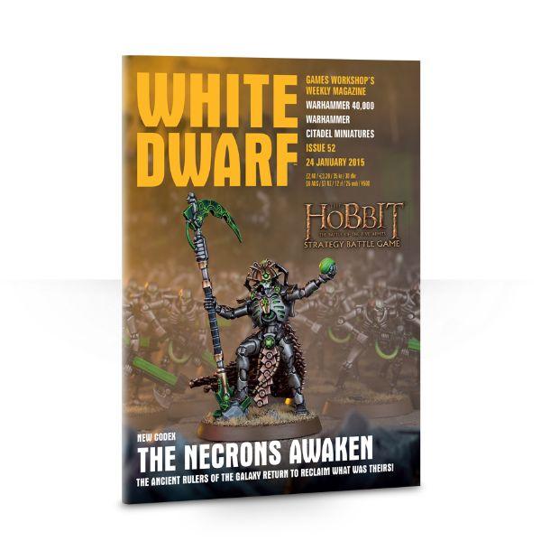 White Dwarf Issue 52