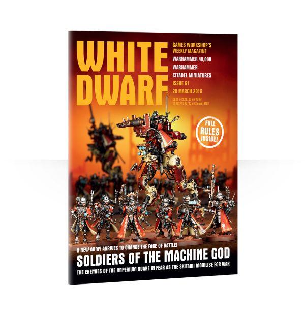 White Dwarf Issue 61