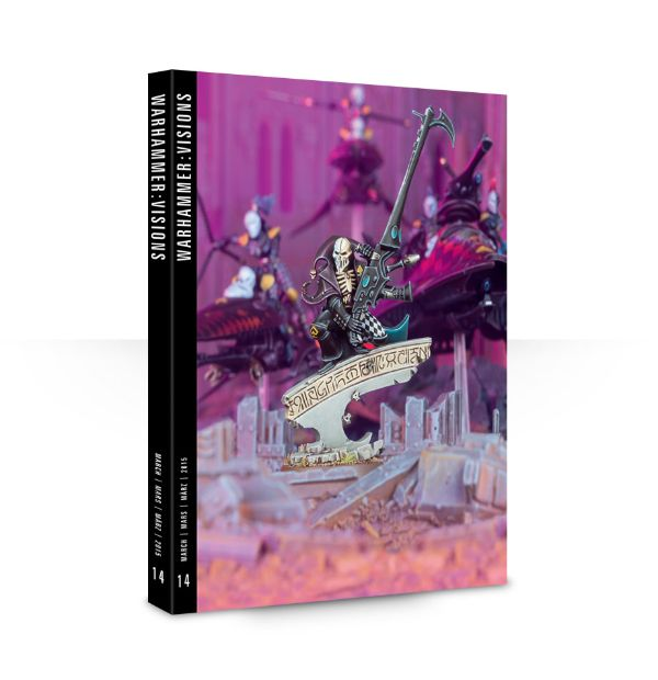 Warhammer: Visions 14
