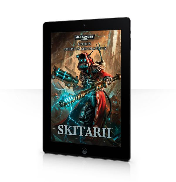 Codex: Skitarii (Interactive Edition)