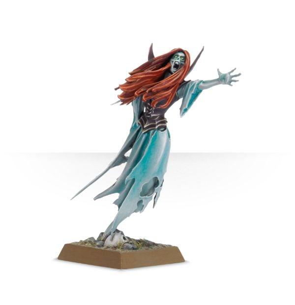 4x Grimghast Reapers Warhammer Aos Age Of Sigmar Nighthaunt Undead Nagash