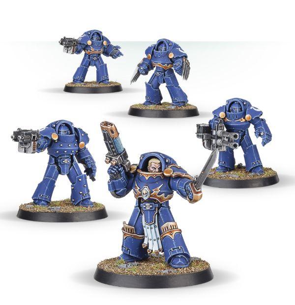 Mark III Space Marines//Horus Heresy Chainsword