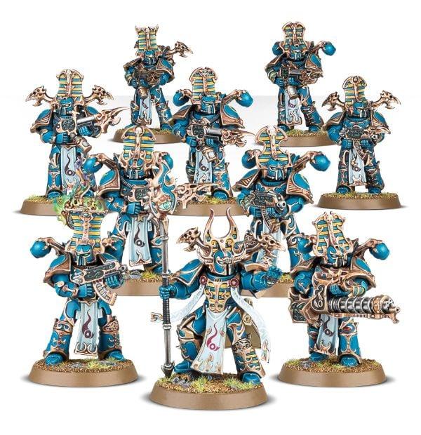 Warhammer 40,000 Thousand Sons Scarab Occult Terminators  GW-43-36