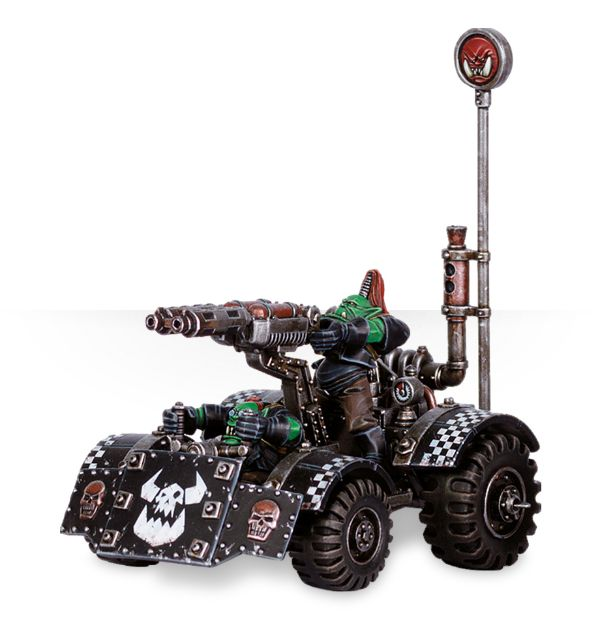 War Buggy W40K  99120103006_WarbuggyNEW01