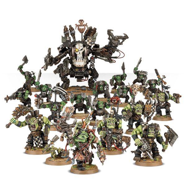 [Warhammer 40,000] Start Collecting! 99120103044_StartCollectingOrks02