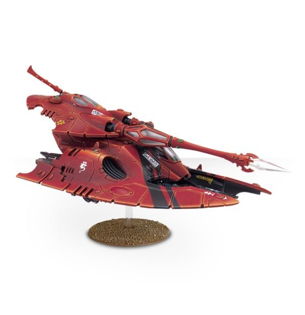 eldar fire prism assembly instructions