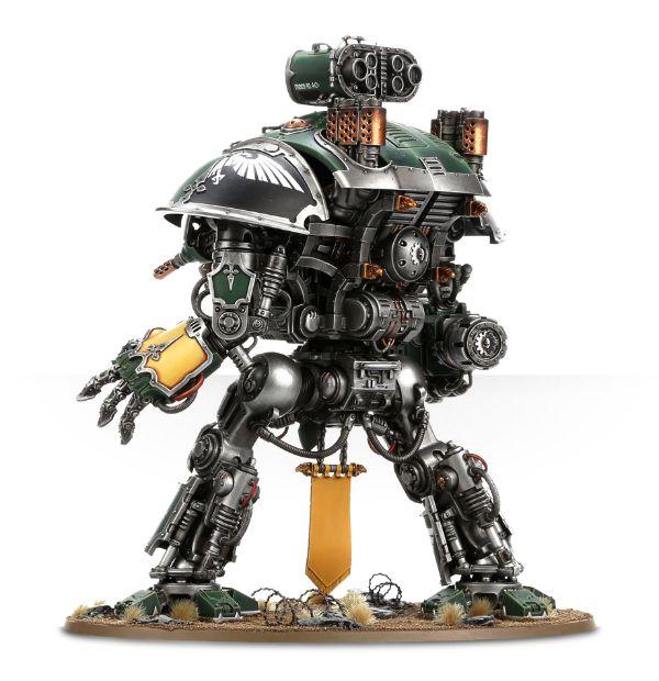 Imperial Knight инструкция по сборке - фото 10