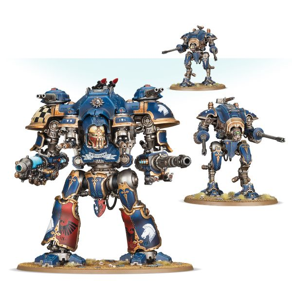 Warhammer 40000 Apocalypse rules pre order