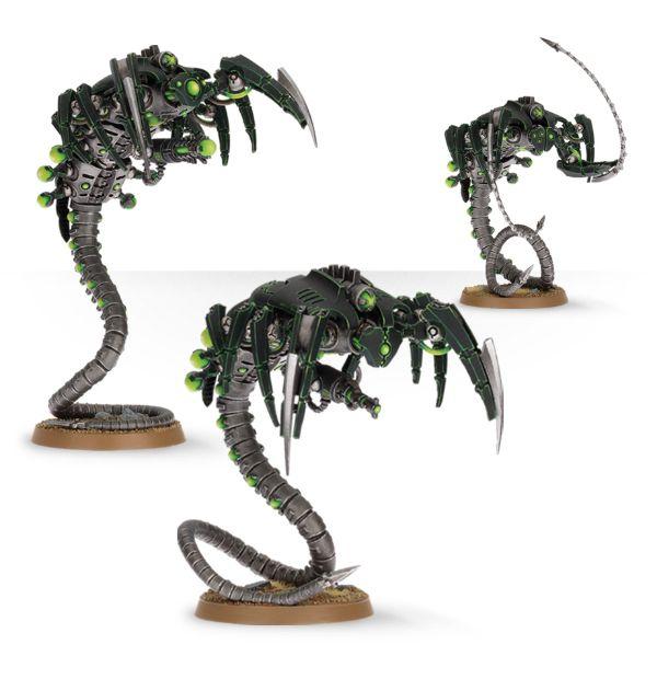 Canoptek Wraiths