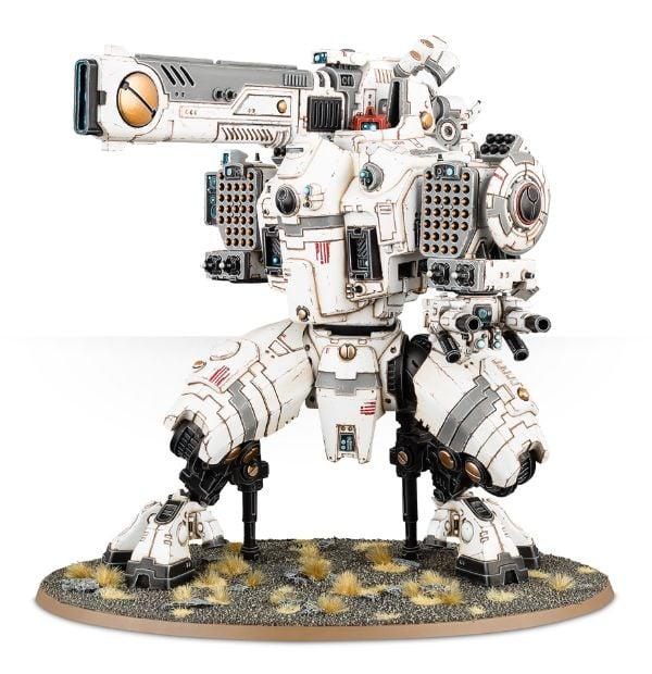 Lo nueva armadura Tau es un señor obeso y doble amputado cagando 99120113036_TauKV128Stormsurge01