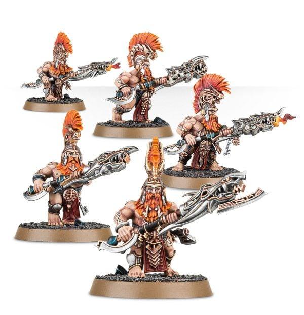 Auric Hearthguard nain tueurs warhammer age of sigmar