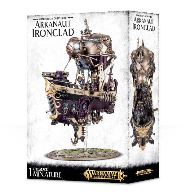 Image result for argonaut ironclad warhammer