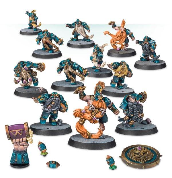 The Dwarf Giants