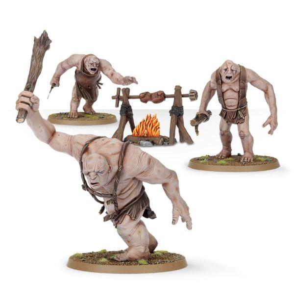 WTS - Hobbit Miniatures 99121466007_TheTrollsNEW01