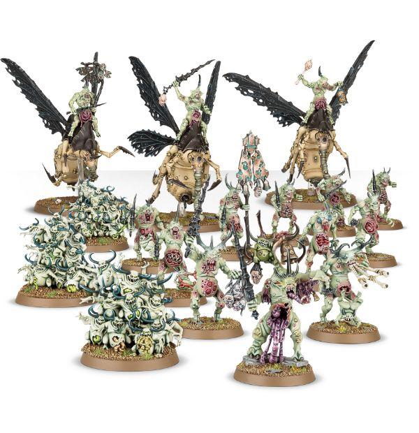 [Warhammer 40,000] Start Collecting! 99129915026_StartCollectingDeamonsOfNurgle02