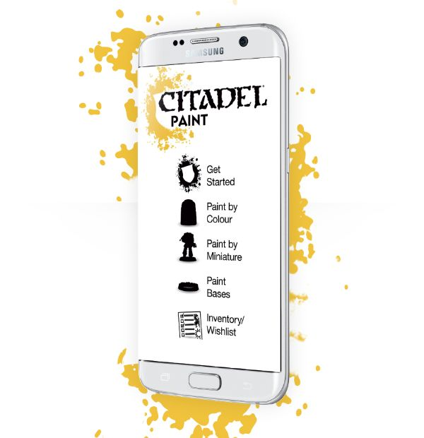 Citadel Paint: The App (Android)