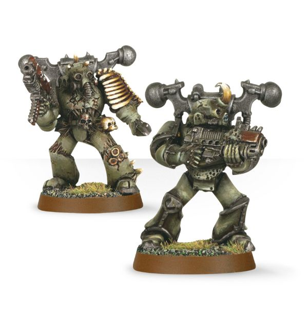 views on gws new chaos models warhammer. Black Bedroom Furniture Sets. Home Design Ideas