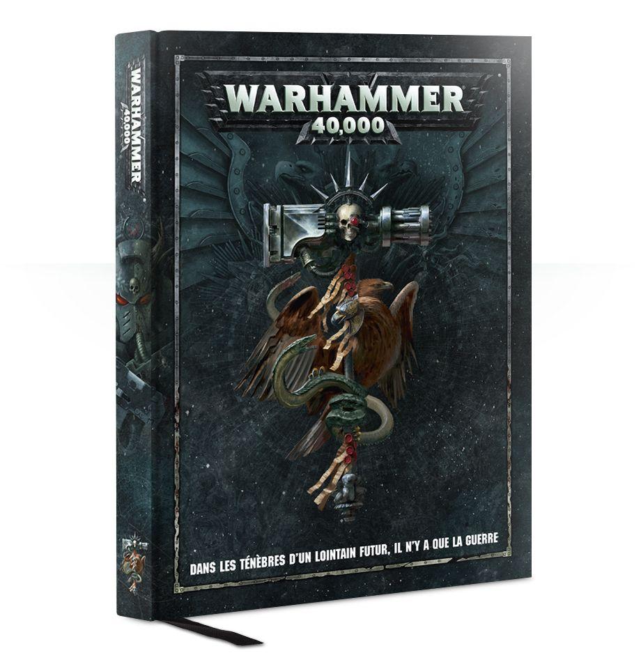 encyclopedie warhammer 40000