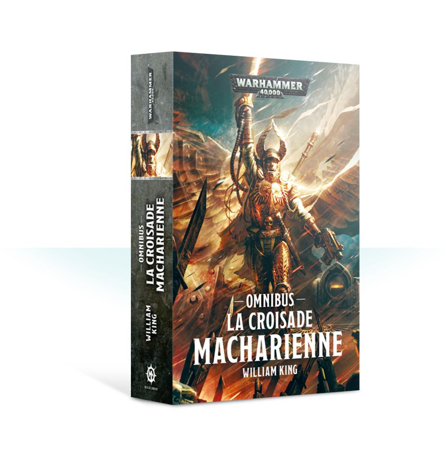 Sorties Black Library France Février 2019  01100181329_MacharianCrusadeFREBFormatPB