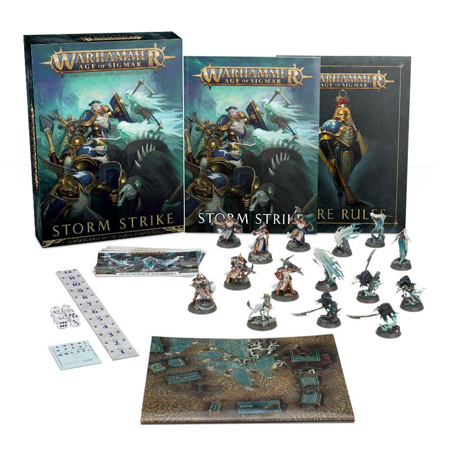Warhammer Storm Strike